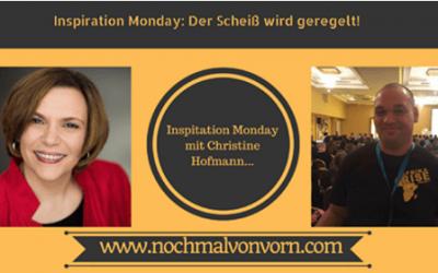 Inspiration Monday mit Michael Turbanisch und Christine Hofmann