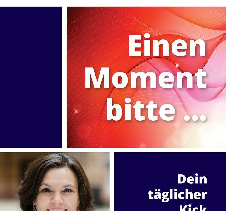 """Buch: """"Einen Moment bitte…"""""""