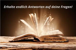 Akasha Chronisch lesen oder lesen lassen